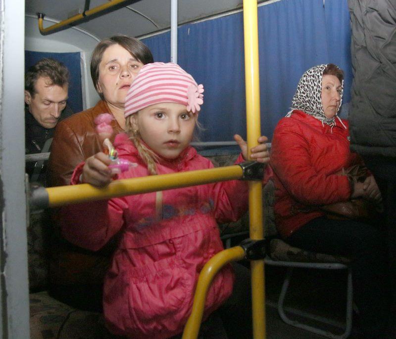 Все эвакуированные граждане Калиновки вернулись всвои дома