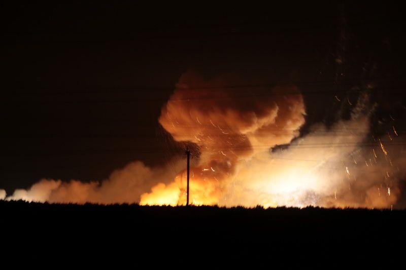 В комитете ВР заявили, что в этом году начальник Генштаба снял охрану складов и арсеналов / фото УНИАН
