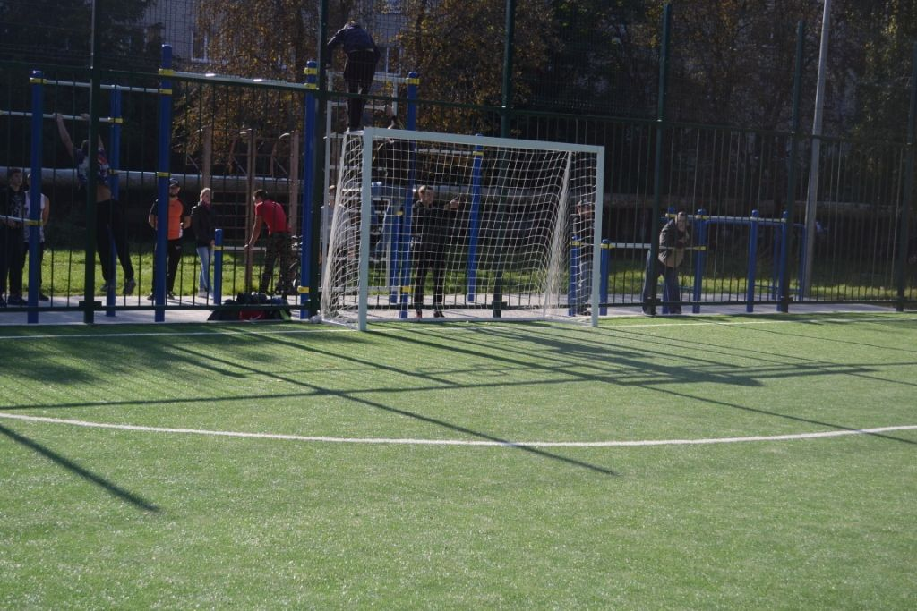 Жилые кварталы будут иметь в 10 раз больше пространства для спортивных занятий / zt-rada.gov.ua