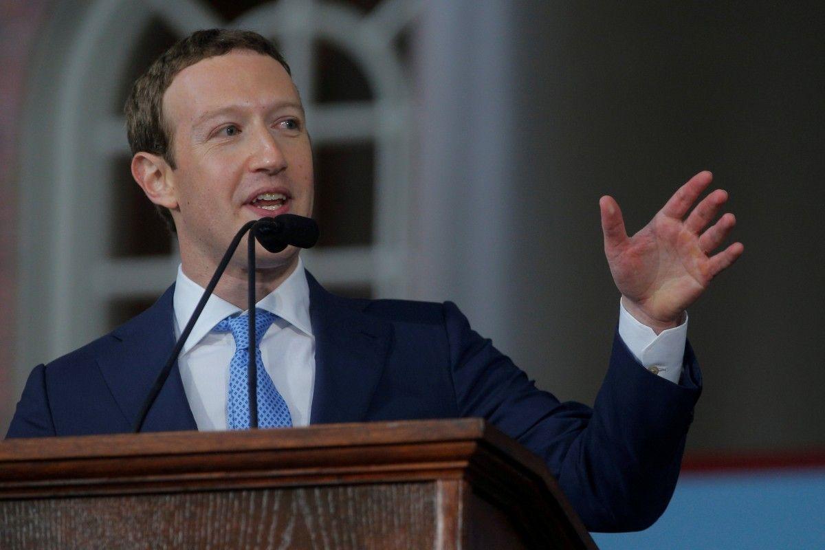 Трамп звинувачує Facebook вроботі проти нього