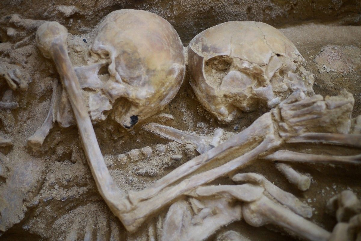 Раскопки в Перу / REUTERS