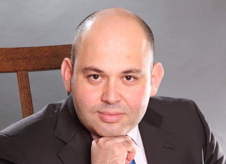 Mykhailo Binusov / Photo from facebook.com/yevheniya.khudzik
