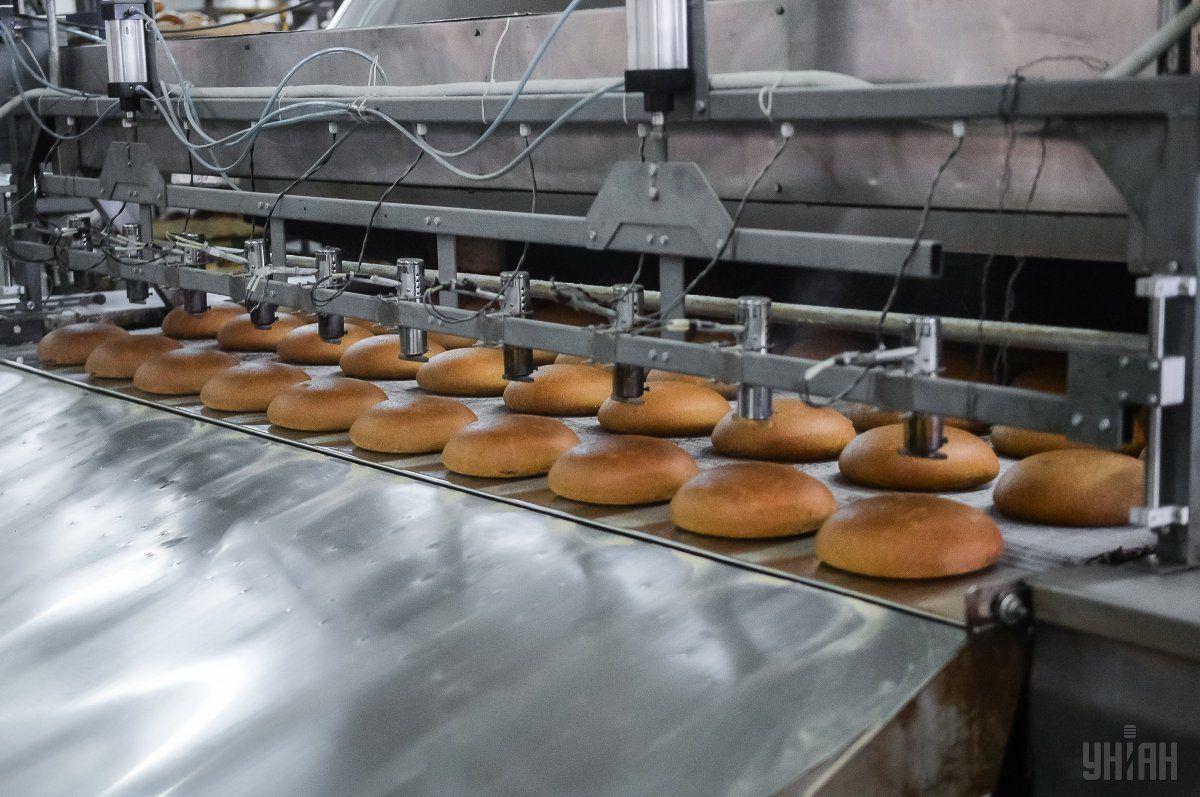 Украина в этомгоду сократила производство хлеба /фото УНИАН