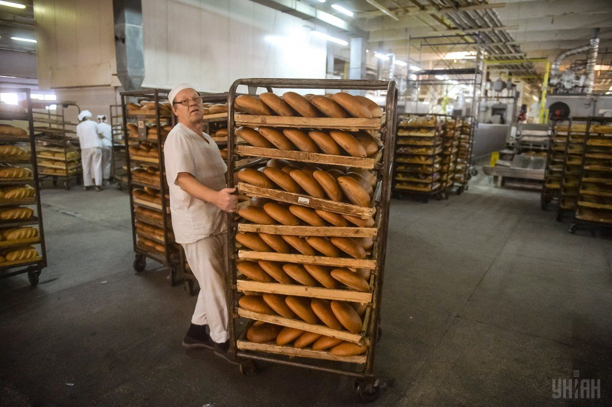 В столице из-за вспышки коронавируса закрыли на карантин цех-пекарню «Киевхлеба» / фото УНИАН
