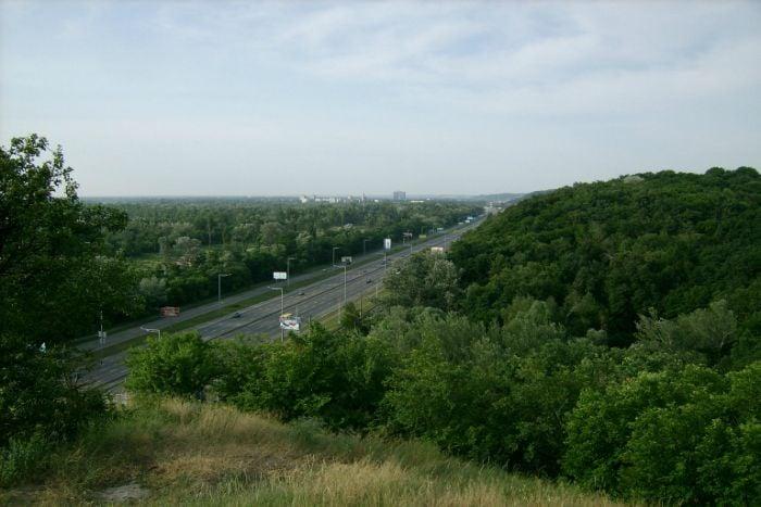 Движение по Столичному шоссе ограничено / changeua.com