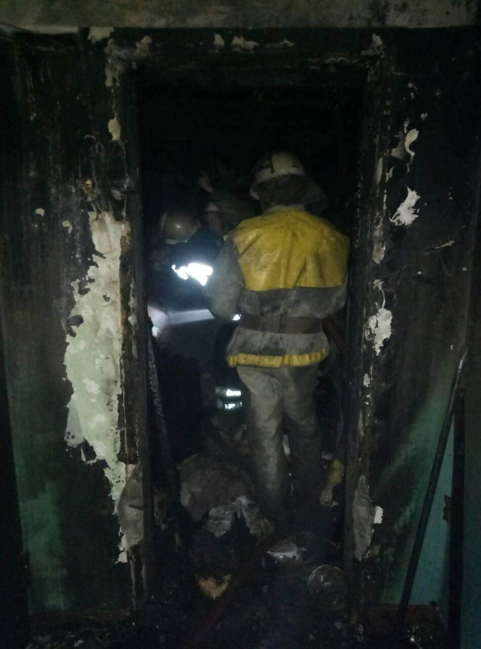 ukr.segodnya.ua У Кривому Розі під час пожежі загинула дев ятирічна  дівчинка 5bb7505186dfa