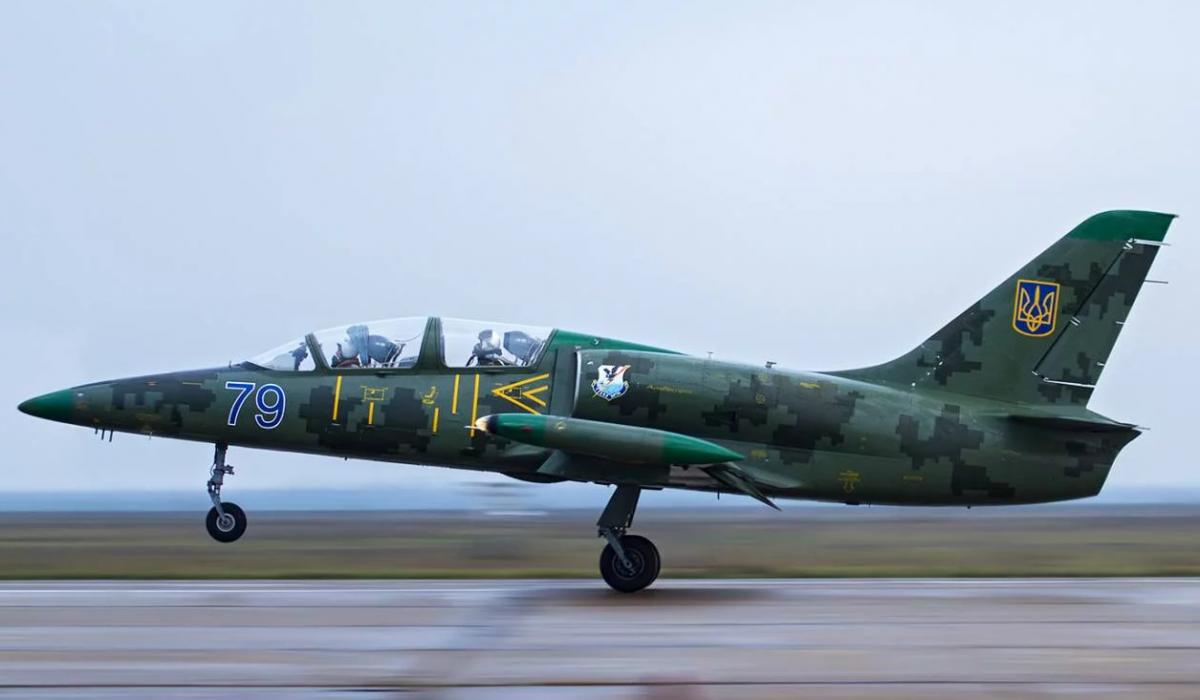 Под Хмельницким упал военный самолет / фото russianplanes.net, Andrey Rakul