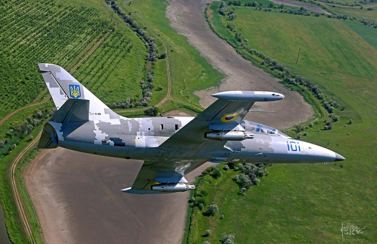 В ВСУ подтвердили падение самолета / фото facebook.com/kpszsu