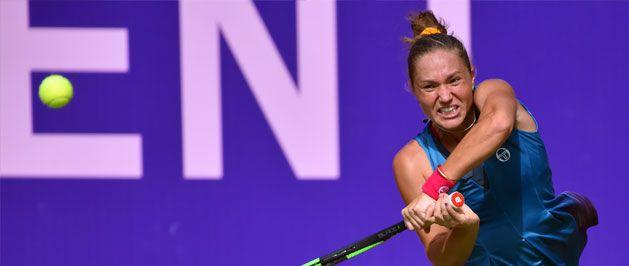 Бондаренко програла вже у першому колі на турнірі в США / tashkentopen.uz