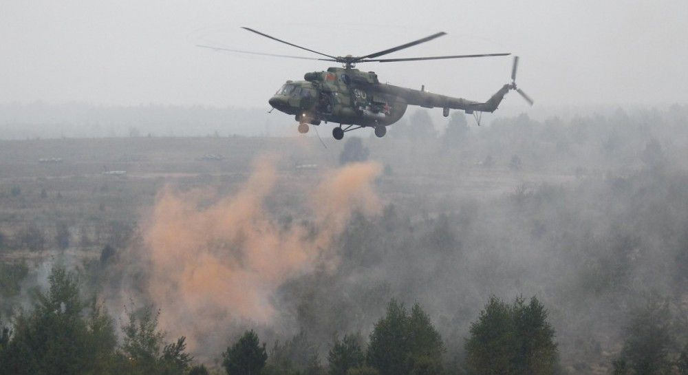 Ukraine's defense & security chief: Over 120,000 troops involved in Russia-Belarus war-games
