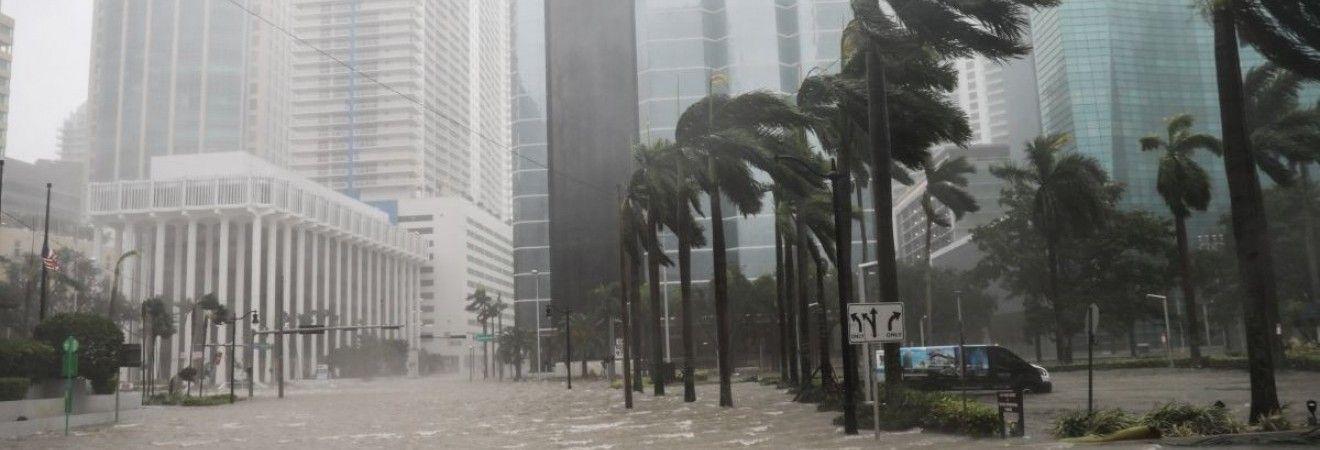 """Ураган """"Ірма"""" затопив частину Маямі і ослаб до другої категорії (фото, відео)"""