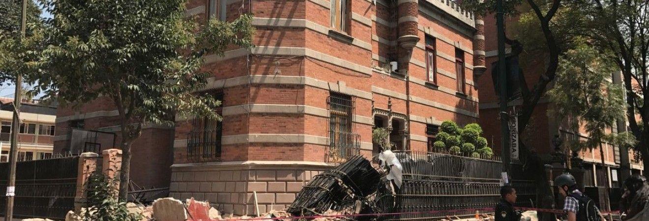 Мексику всколыхнуло новое мощное землетрясение: сообщается о более 40 погибших (видео)