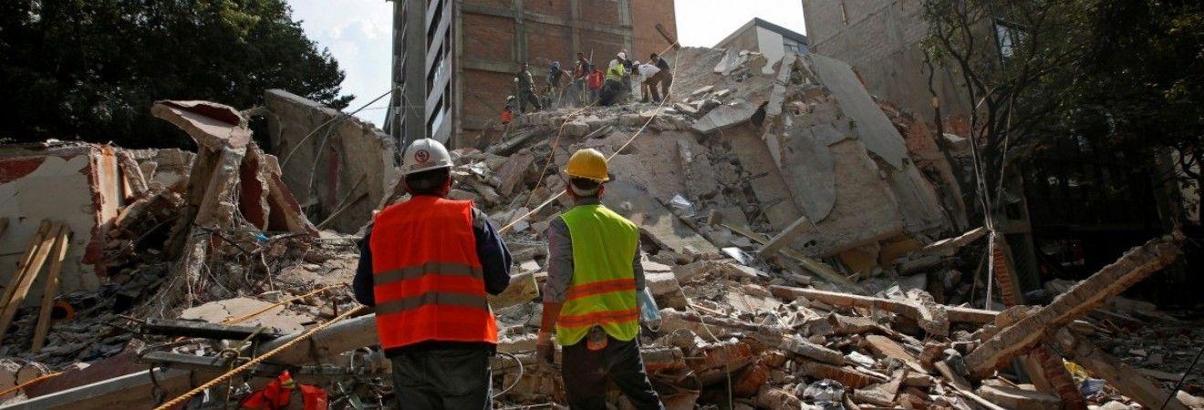Біля берегів Мексики знову стався землетрус