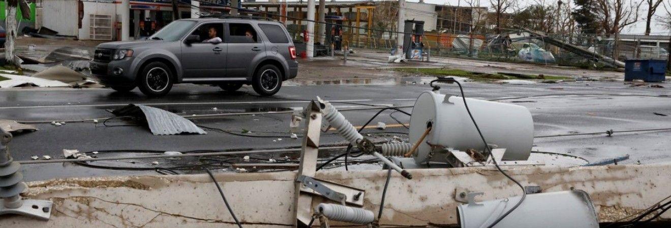 """Жертвами урагана """"Мария"""" стали по меньшей мере 18 человек"""
