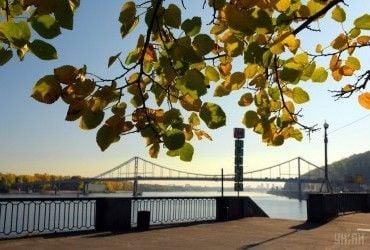В Киеве завтра без осадков, температура +26°