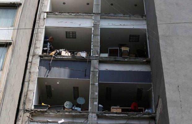Внаслідок потужного землетрусу вМексиці загинули щонайменше 42 людини