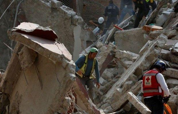 140 людей загинуло внаслідок другого землетрусу уМексиці