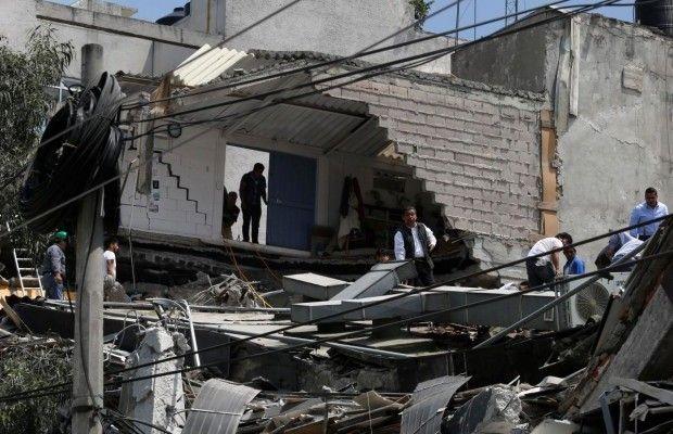 Щонайменше 140 людей загинули через сильний землетрус уМексиці