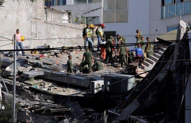 Землетрус уМексиці: щонайменше 42 людини загинули