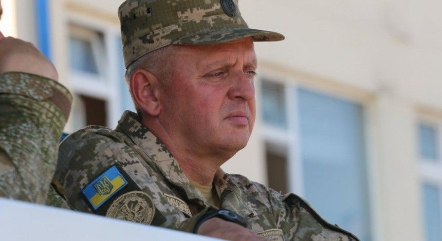 President Zelensky appoints new chief of Ukrainian army's general staff