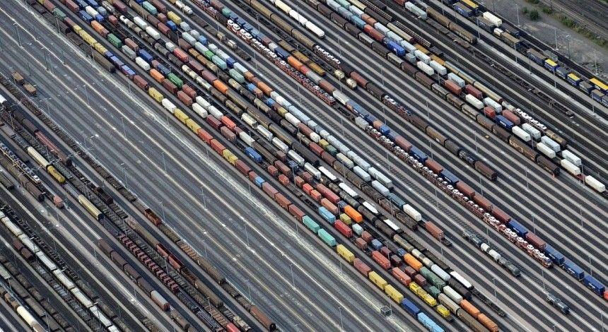 Украина, Беларусь и Литва запустят новый контейнерный поезд