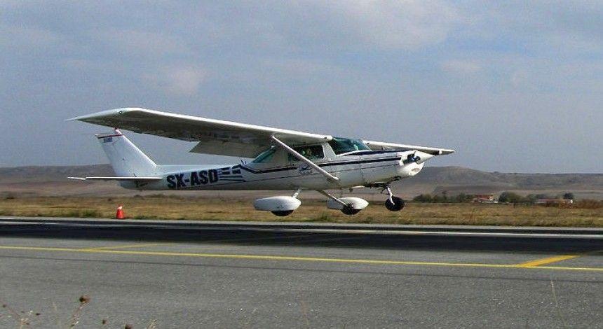В Тернопольской области разбился легкомоторный самолет, пилот погиб