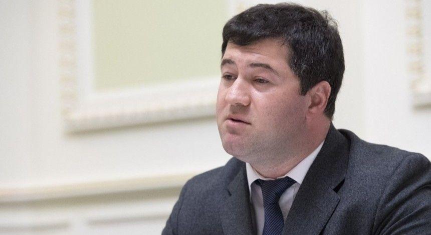 Суд оставил Насирова под залогом в 100 миллионов гривень