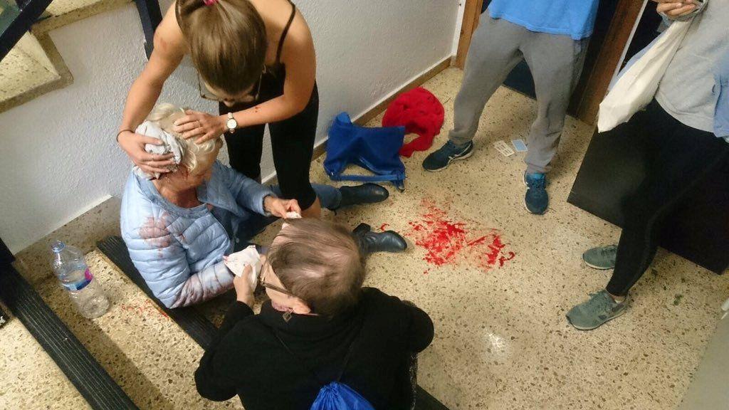 Картинки по запросу каталония референдум насилие