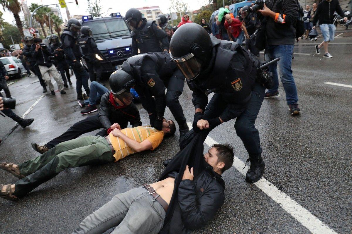 Украина выразила свою позицию пореферендуму вКаталонии