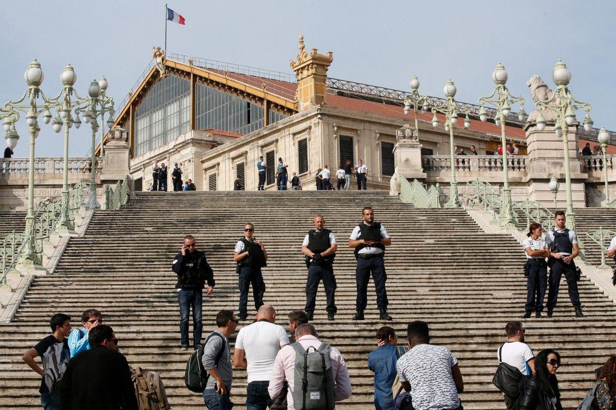 Теракт в Марселе / REUTERS