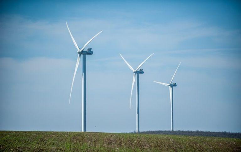 """В Украине планируют увеличить долю """"зеленой"""" энергетики / Фото: пресс-служба ДТЭК"""
