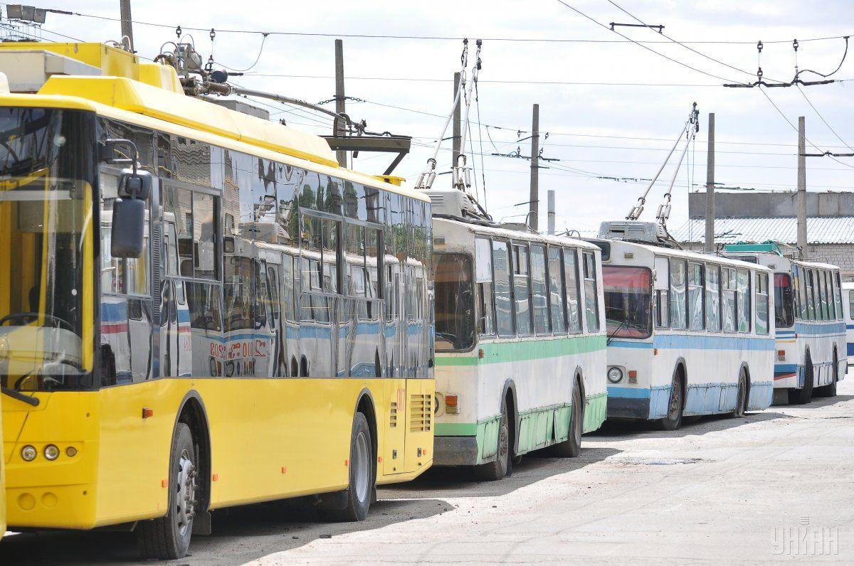В Житомире подорожал проезд в электротранспорте / фото УНИАН