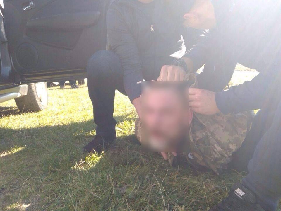 В МВД заявили, что бандиты совершали преступления просто за деньги / фото СБУ