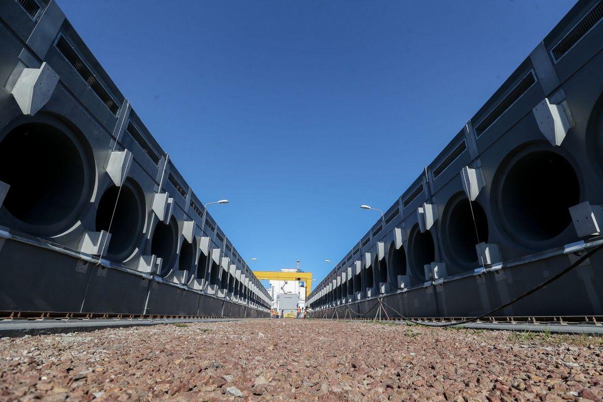 Ядерное топливо ЧАЭС будет хранится гораздо надежнее / фото Вячеслав Ратынский