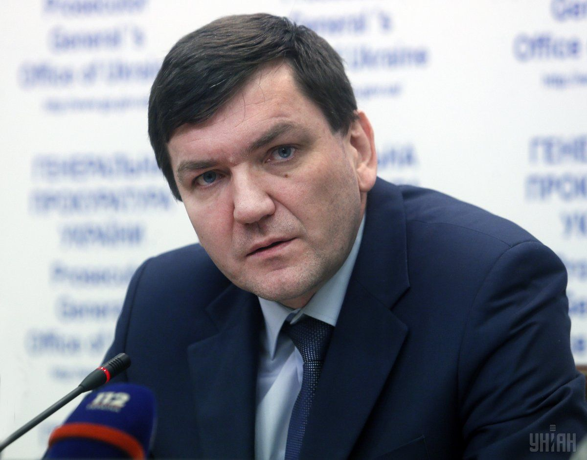 Serhiy Horbatiuk was in charge of the PGO's Special Investigations Department / Photo from UNIAN