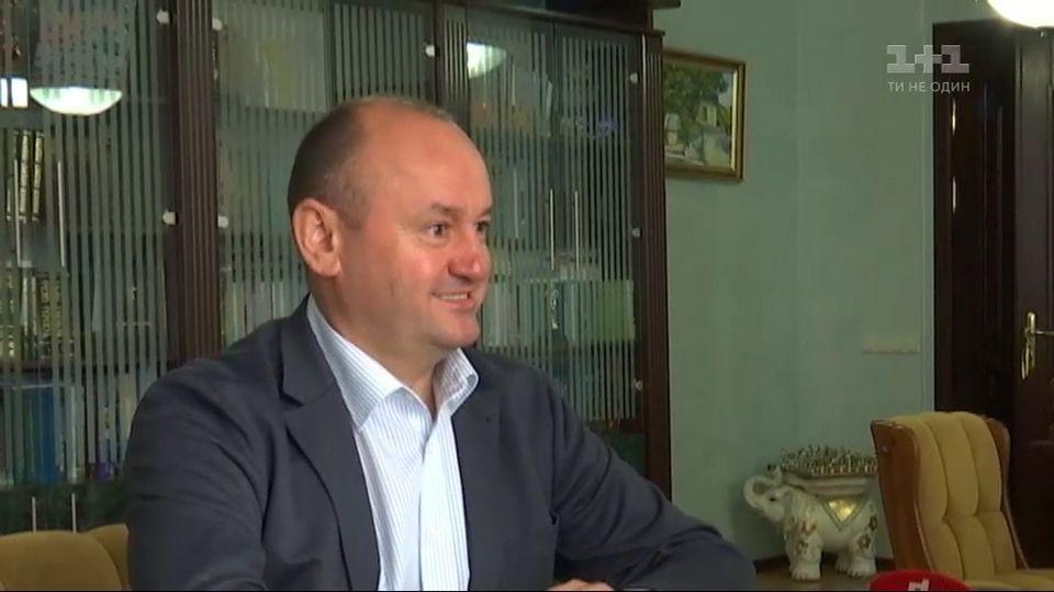 Ректор Тернопільського національного економічного університету / скріншот