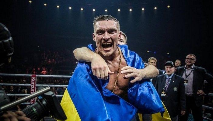 Олександр Усик / boxingscene.com