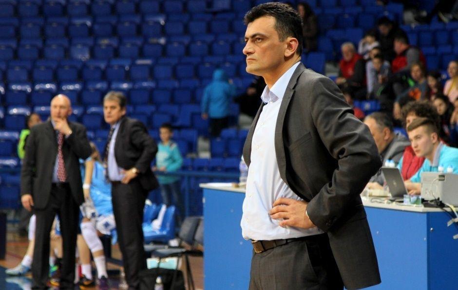 Горан Бошкович - новый главный тренер сборной Украины / fbu.ua