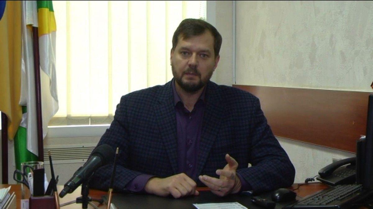 Балицький проігнорував прохання виступати українською мовою / фото YouTube