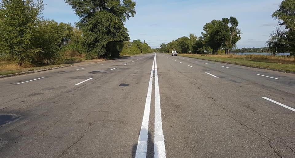 Зеленский подчеркнул, что по местным дорогам - ситуация не такая быстрая \ Фейсбук волонтер Юлия Сегеда.