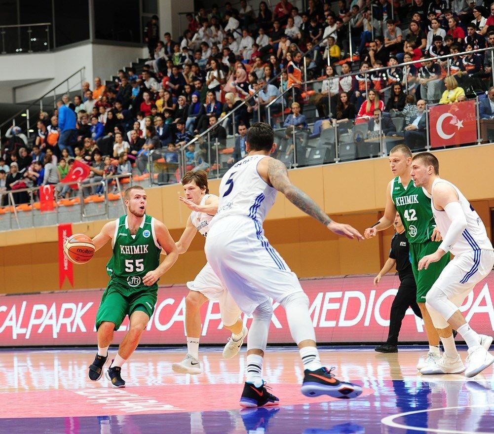 Баскетбол: южненский «Химик» спобеды начал выступления вевросезоне