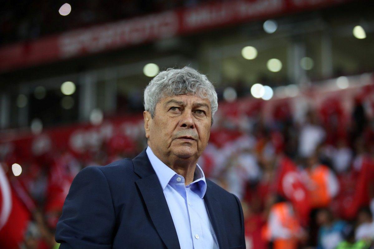 Луческу залишив посаду тренера збірної Туреччини / Reuters
