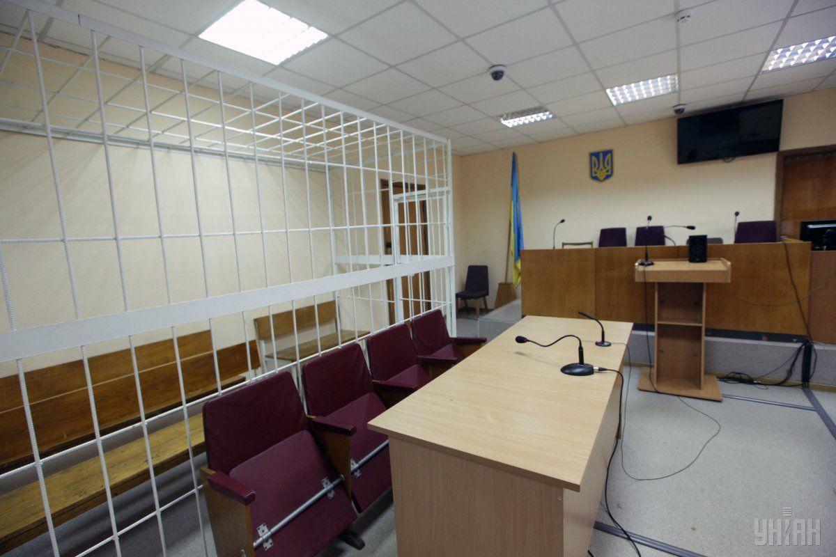 В Подольском райсуде состоялось оглашение обвинительного акта / фото УНИАН