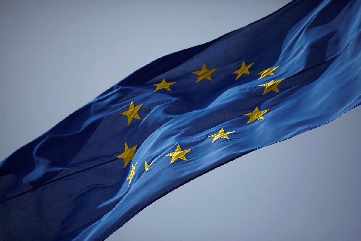 Флаг ЕС, иллюстрация / REUTERS