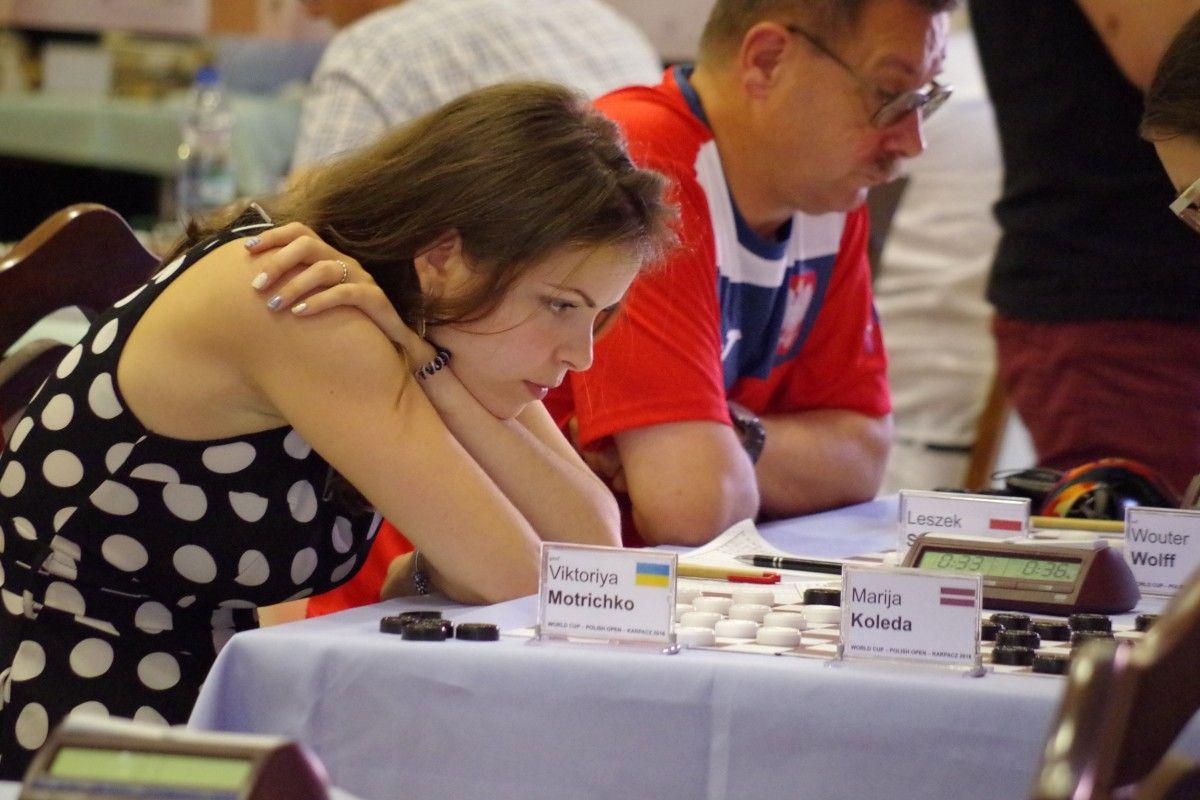 Фото: Федерация шашек Украины