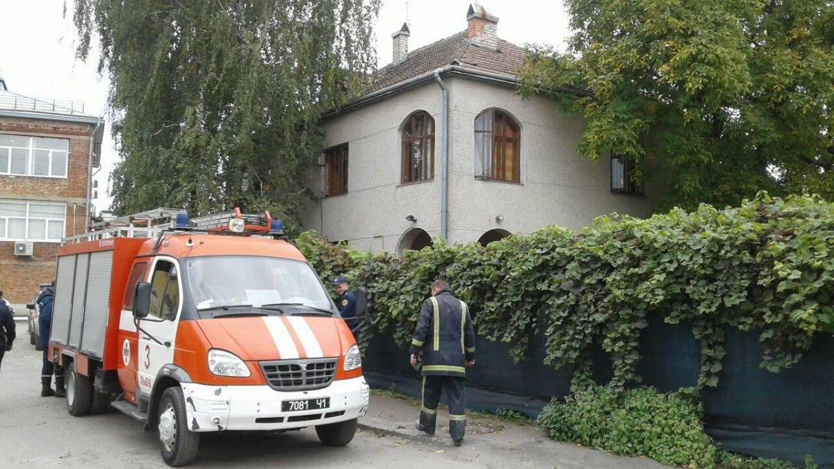К счастью, никто не погиб / Фото lviv.dsns.gov.ua