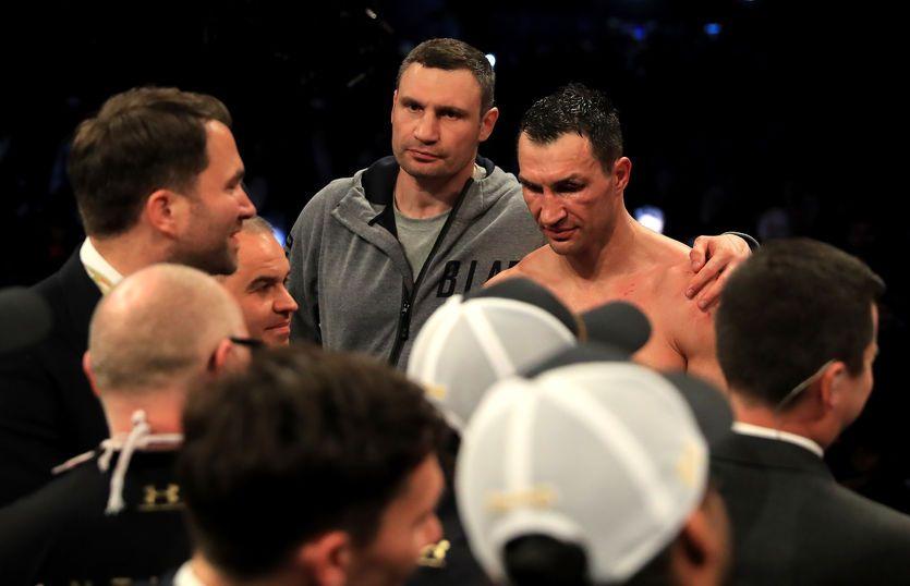 Виталия Кличко заявил, что он бы нокатурировал Джошуа / Getty Images