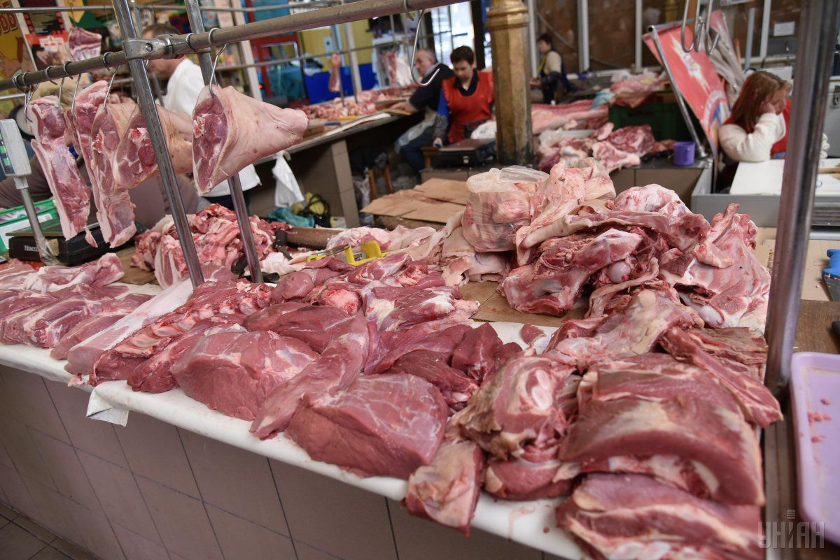 Ukraine sees 12% rise in prices of meat in July | UNIAN