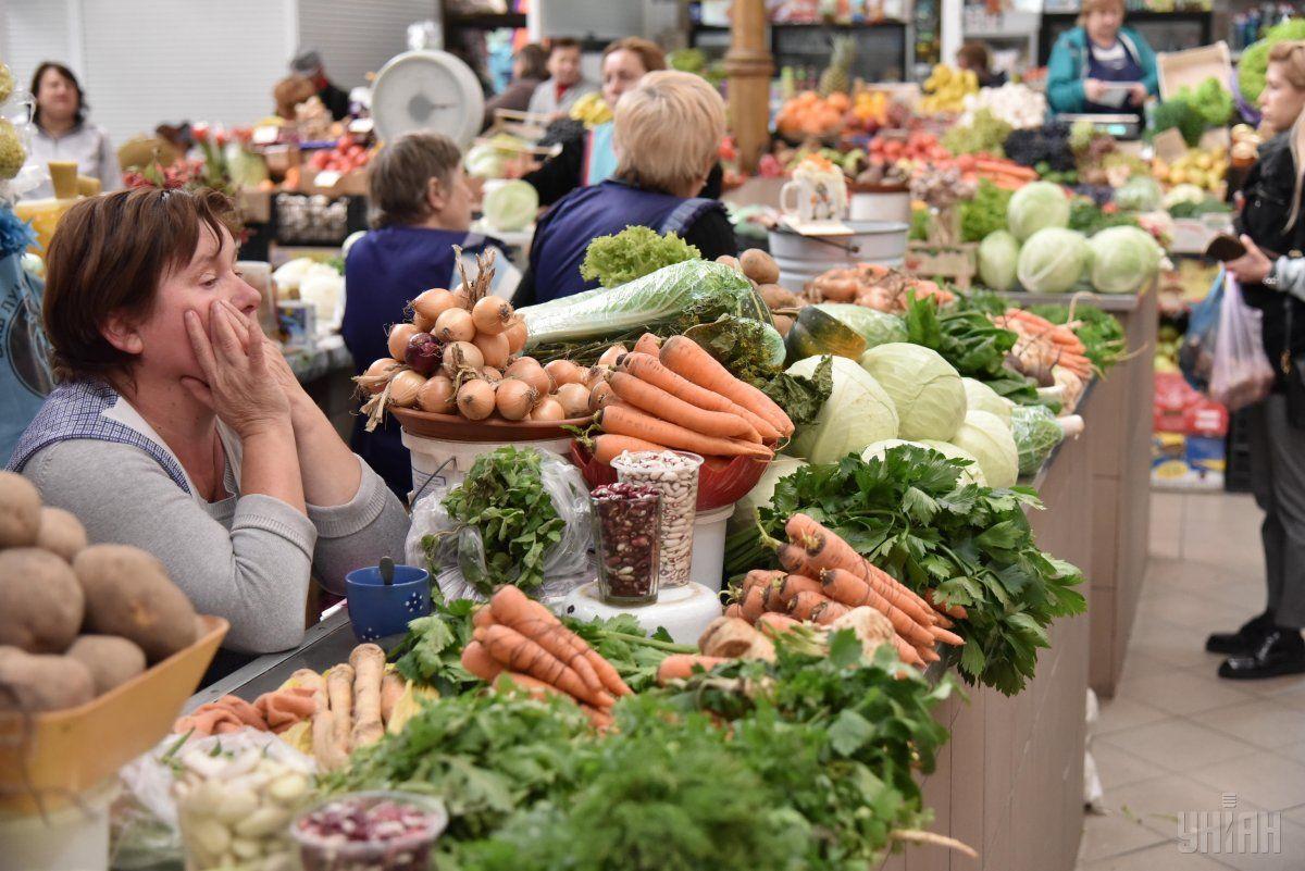 Больше всего подорожали овощи – на 53% / фото УНИАН