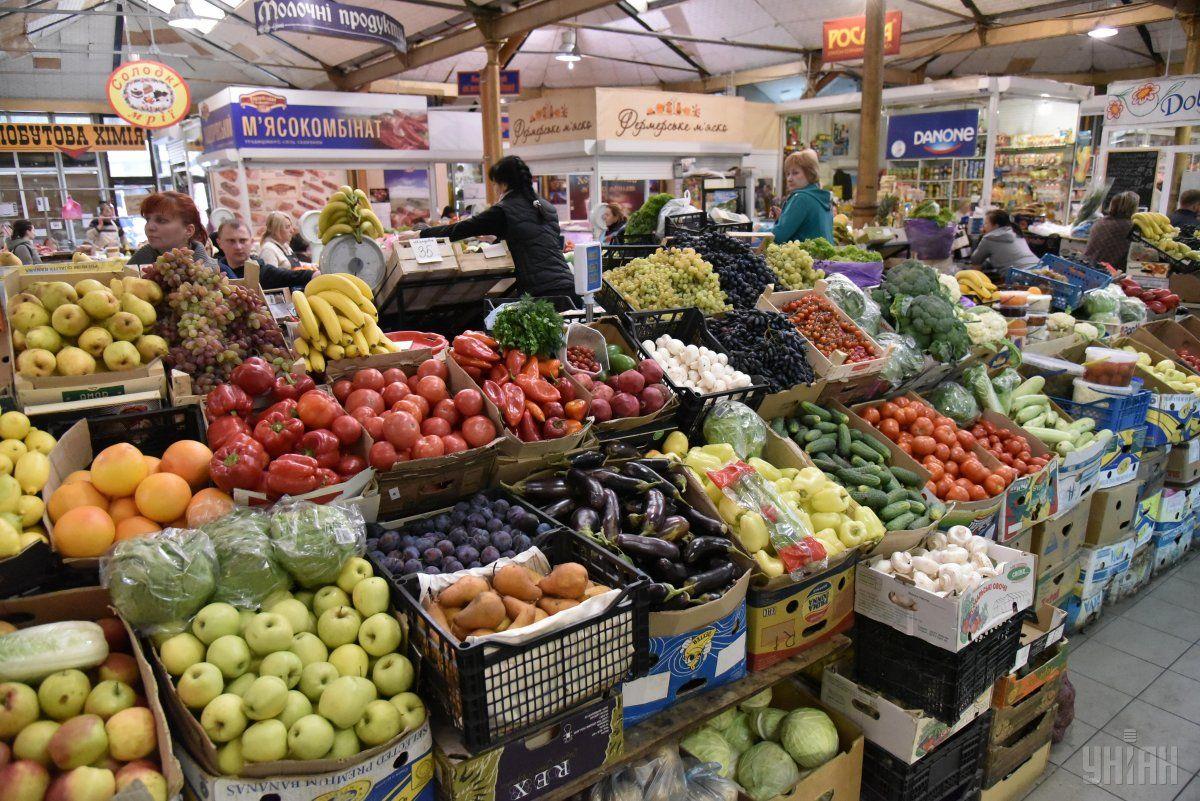 В этому году цены на овощи и фрукты выросли / фото УНИАН